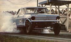 Chevy ll  A/FX