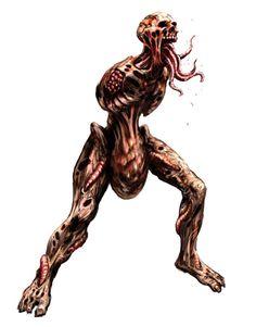 BioShock Art & Pictures,  Biological Enemy