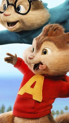 15 Disney Fan Theories That Will Totally Blow Your Mind Alvin Chipmunk Wallpapers Cartoon Wallpaper Iphone, Wallpaper Images Hd, Disney Phone Wallpaper, Cute Cartoon Wallpapers, Movie Wallpapers, Cute Wallpaper Backgrounds, Disney Kunst, Disney Art, Disney Pixar