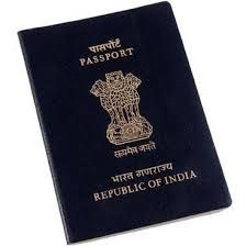 Indian Passport Application Renewal Form Fees With Images Passport Online Passport Application Passport Template