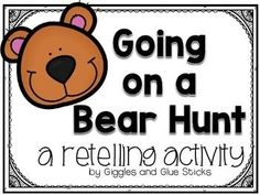This freebie is a story telling sequencing activity! Students color and cut out settings from the story. Then glue to a sentence strip to retell the story or glue to large paper for a story map. Puppets are included to use in the retelling of the story!