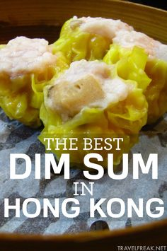 I had heard stories of people waiting up to five hours at Tim Ho Wan, the tiny dim sum restaurant in Mong Kok, Hong Kong. It gained its reputation after receiving the Michelin Star stamp of approval, and now holds the title as having the best dim sum in H Hong Kong Travel Tips, Hongkong, World Recipes, Dim Sum, International Recipes, Foodie Travel, Street Food, Asian Recipes, Michelin Star