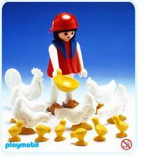 my playmobil chickens