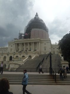The capital was so cool. I have always wanted to see the capital.