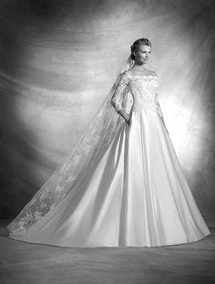 Atelier Pronovias 2016 Collection - Designer Wedding Dress