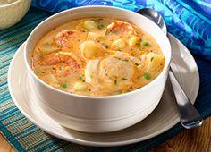 Chupe de Camarones – Peruvian-Style Shrimp Soup