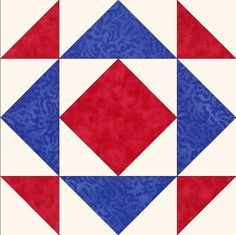 The pieces in this quilt kit are pre-cut and ready to sew. This quilt kit only uses one quilt block pattern but the fabric color placement is moved around into two different block positions to make th