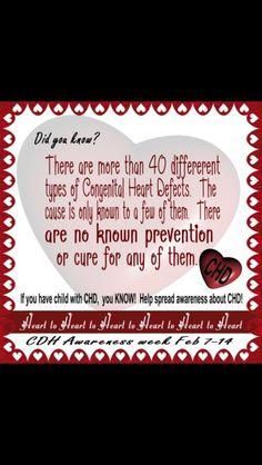 CHD Awareness Payton was born with an ostium primum atrial septal defect, ostium secundum atrial septal defect, and a cleft mitral valve.