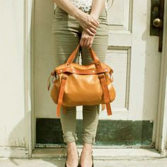 A-Line Tote - Obsessed with this amazing satchel! Please, Santa?
