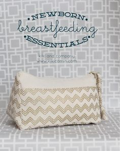 8 Essential Must-Haves while Nursing Your Baby