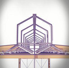 SALT Architects - Movable garden pavilion structure