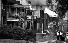 July 1967: Detroit erupts | The Detroit News - I lived in the city, and watched these things happening from my front porch :-(