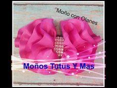 Moño boutique color rosa de Barbie VIDEO No. 344 - YouTube