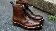 Grenson Boots : Latest Arrivals