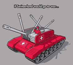 Swiss Tanks