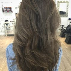 New hair color asian ash brown ideas - Hair Colors Ash Brown Hair Color, Ash Hair, Light Brown Hair, Asian Brown Hair, Hair Color 2017, Ombre Hair Color, Brown Hair Extensions, Korean Hair Color, Balayage Hair