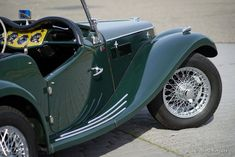 MG TF 1250, 1954 - Welcome to ClassiCarGarage