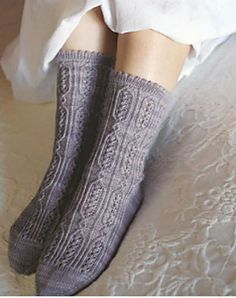 Jane Bennet Socks would be perfect with Mountain Colors Crazyfoot