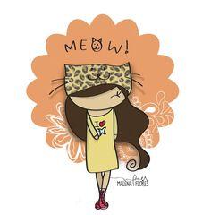ilustrações de Malena Flores
