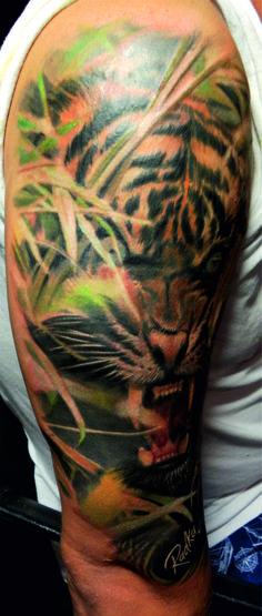 Rembrandt, Tattoo Studio, Tribal Tattoos