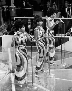 Diana Ross and The Supremes,1968