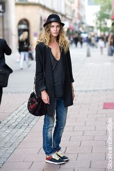 Street Style | Erin Wasson.