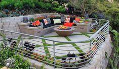 Bahçeyi Evin Odası Gibi Gösteren Dekorasyon Fikirleri