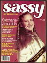 78 Teen Mag - Got Scott Baio and Stephanie Zimbalisis on cover
