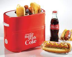Máquina de Cachorro Quente Coca-Cola® Series Nostalgia Electrics