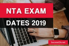 NTA Exam Dates 2019 - NTA 2019 Examination Schedule for JEE 2019, NEET 2019, UGC NET 2019, CMAT 2019, GPAT 2019 Announced by the National Testing Agency (NTA) #neetexamdates #ntaexamdates #jeemaindates Neet Exam, Entrance Exam, Schedule, Dates, Timeline, Date