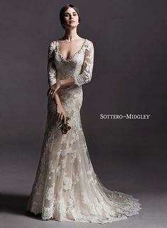 Sottero and Midgley by Maggie Sottero Dress Annora-5SW074 | Terry Costa Dallas