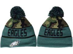 2017 Winter NFL Fashion Beanie Sports Fans Knit hat Nfl Philadelphia Eagles e505d69c5
