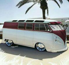 volkswagen, very nice Volkswagen Transporter, Volkswagen Bus, Vw Camper, Vw Caravan, Vw T1, Campers, Combi T1, Combi Split, Van Vw