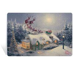 Santa & Sleigh Holiday Cards