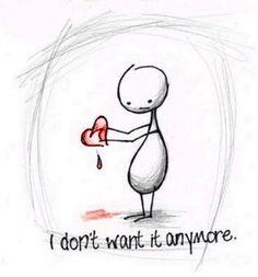 #Heartache :(