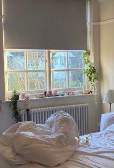 Dream Rooms, Dream Bedroom, Room Ideas Bedroom, Bedroom Decor, Bedroom Inspo, Pastel Room, Pretty Room, Aesthetic Room Decor, Cozy Room