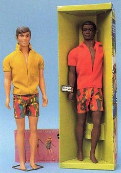 Good Looking mod Ken & Brad.