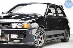 Starlet | Toyota Starlet GT Turbo