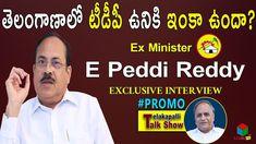 Ex-Minister Peddi Reddy Interview Promo || TDP Senior Leader || Telakapa...