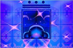 Vero Terapias: Hoy es Noche Cósmica Azul