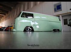 Old Cars.German Ones and preferably in Green. Volkswagen Transporter, Volkswagen Bus, Vw T1, Mini Bus, Caravan, Kombi Food Truck, Eriba Puck, Kdf Wagen, Combi Vw