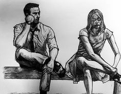 """Check out new work on my @Behance portfolio: """"Sketches in pen"""" http://be.net/gallery/51298919/Sketches-in-pen"""