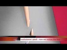 Video Corso di Cake Design per San Valentino, tenuto da Twin Emanuela Coppini - YouTube