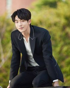 [Bride of The Water God] Korean Drama Kim Joo Hyuk, Nam Joo Hyuk Smile, Nam Joo Hyuk Cute, Jong Hyuk, Asian Actors, Korean Actors, Park Hyun Sik, Nam Joo Hyuk Wallpaper, F4 Boys Over Flowers