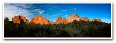 Incredible prints from Colorado Springs, Colorado.