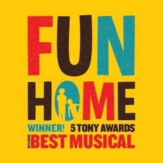 Fun Home - Playhouse Square KeyBank Broadway Series