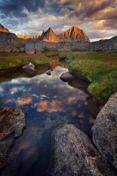 Dusy Basin - King's Canyon National Park