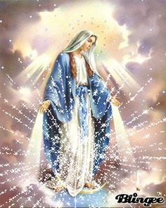 My Lady I love you Blessed Mother Mary, Divine Mother, Blessed Virgin Mary, Jesus And Mary Pictures, Mary And Jesus, Catholic Archangels, Lovely Good Morning Images, Jesus Drawings, Good Night Prayer
