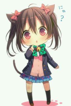 Nico Nico Nii chibi =w=