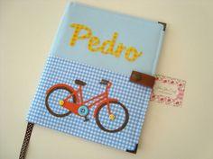 Carteira Pedátrica - Bicicleta